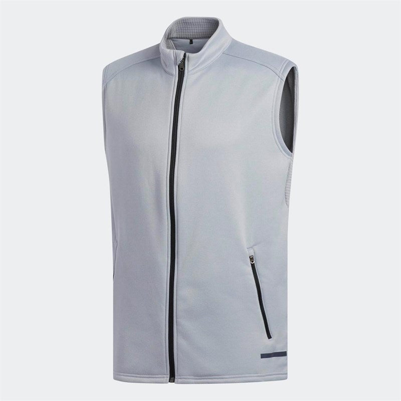 Mid Grey climaheat VEST - men / outlet