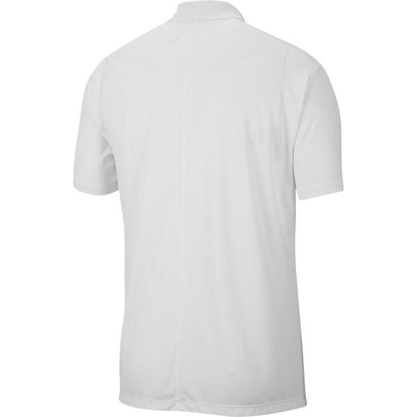 WHITE 'Dri-FIT Victory' GOLF POLO SHIRT - MEN / SS20
