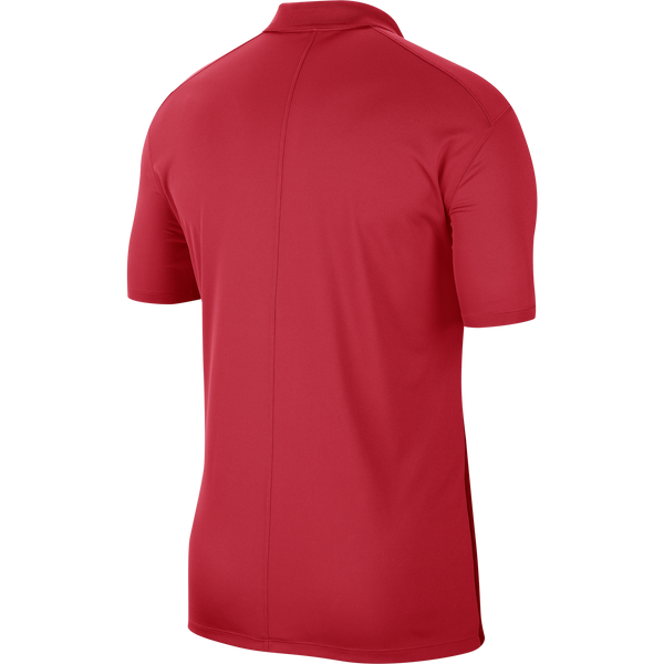 RED 'Dri-FIT Victory' GOLF POLO SHIRT - MEN / SS20