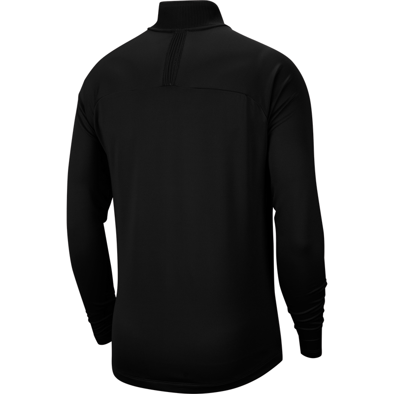 Black 'Dri-FIT Vapor' 1/2-Zip Golf Pullover - MEN / SS20