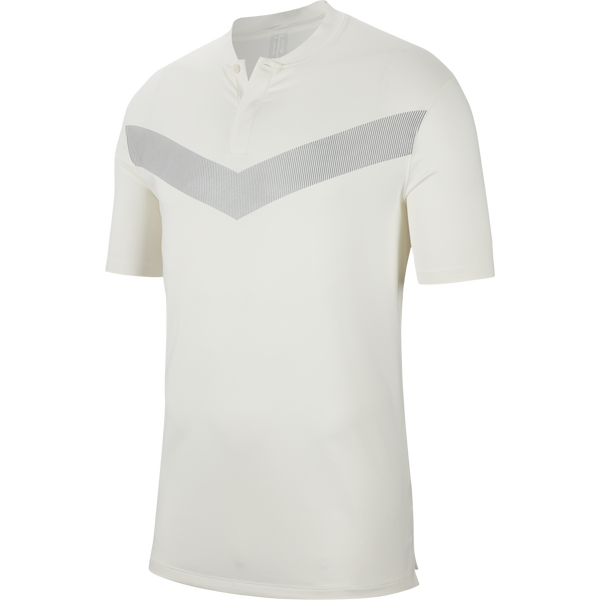 White Dri-FIT Tiger Woods Vapor Golf Polo - men / OUTLET
