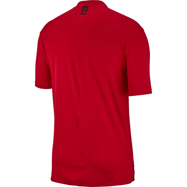 Red Dri-FIT Tiger Woods Vapor Golf Polo - MEN / OUTLET