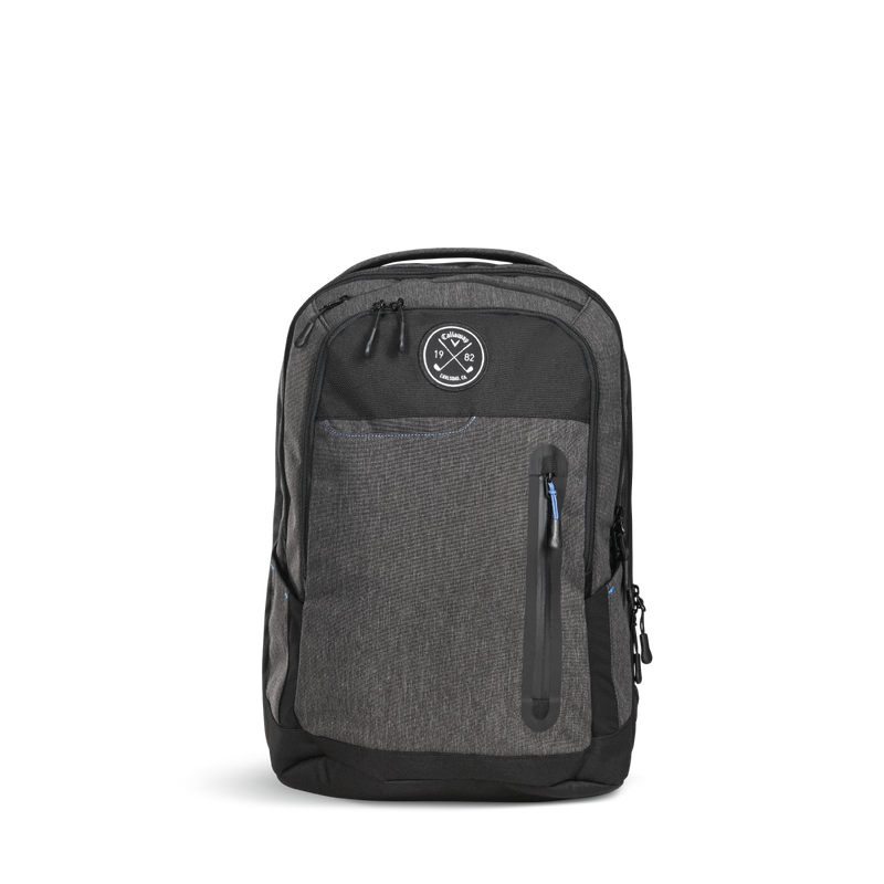GREY GOLF BACKPACK - CLUBHOUSE COLLECTION / 2019
