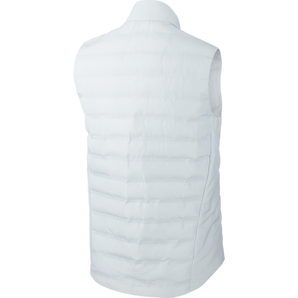 Grey 'AeroLoft' Golf Vest - MEN / OUTLET