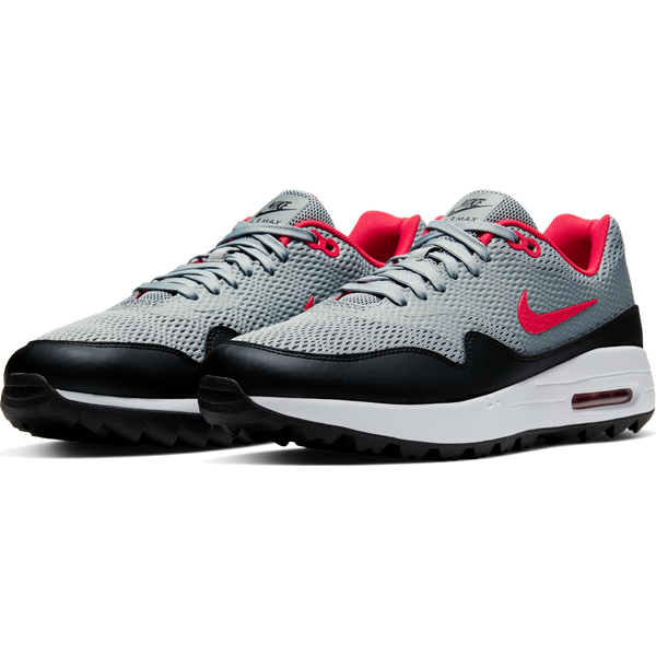 Grey 'Air Max 1 G' Golf Shoe - MEN / SS20