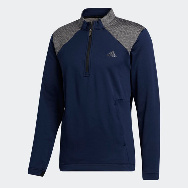 NAVY 'GOLF COLD RDY. 1/4 ZIP' JACKET - MEN / AW20