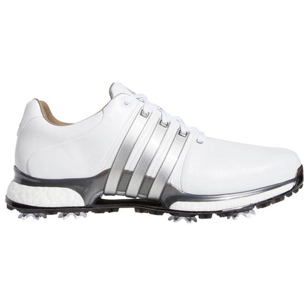 WHITE 'TOUR360' GOLF SHOE - MEN / SS20