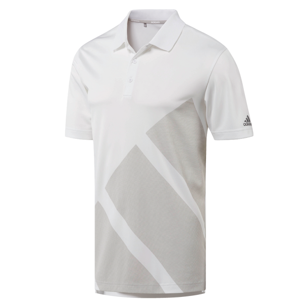 WHITE BOLD 3STRIPES POLO CY2161 -Men's / AW18