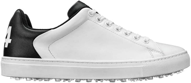 WHITE 'G4 DISRUPTOR' GOLF SHOE - OUTLET