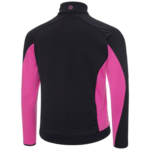 Magenta 'DEON' GOLF Pullover - MEN / OUTLET