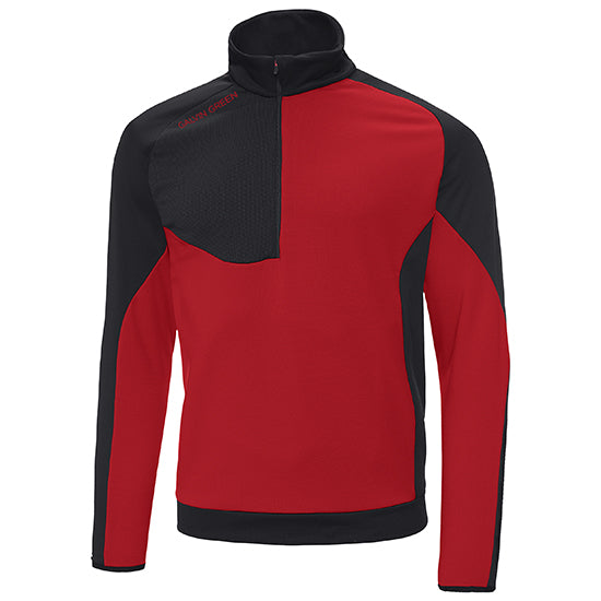 RED 'DEON' GOLF Pullover - MEN / OUTLET