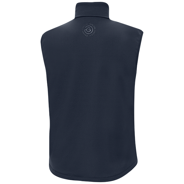 NAVY 'DEVIN' Bodywarmer golf vest - MEN / OUTLET