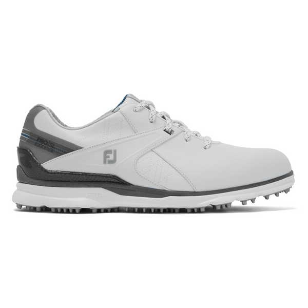 WHITE 'PRO SL CARBON' GOLF SHOE - MALE / SS20