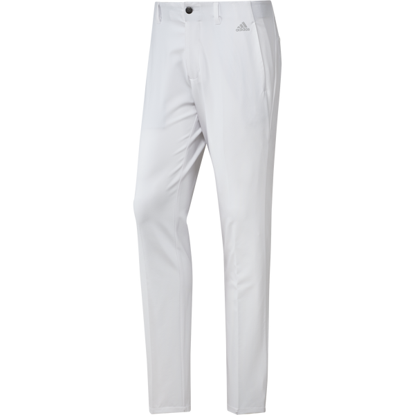 White 'Ultimate 365' Competition Tapered Golf Trouser - MEN / SS20