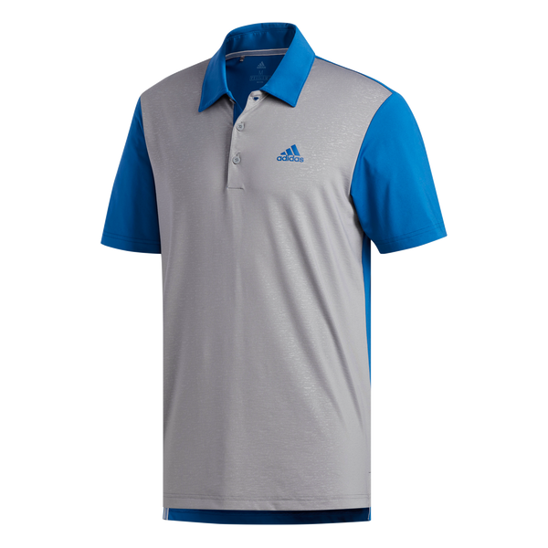 Grey ULTIMATE 2.0 Golf Shirt - MEN'S / SS19