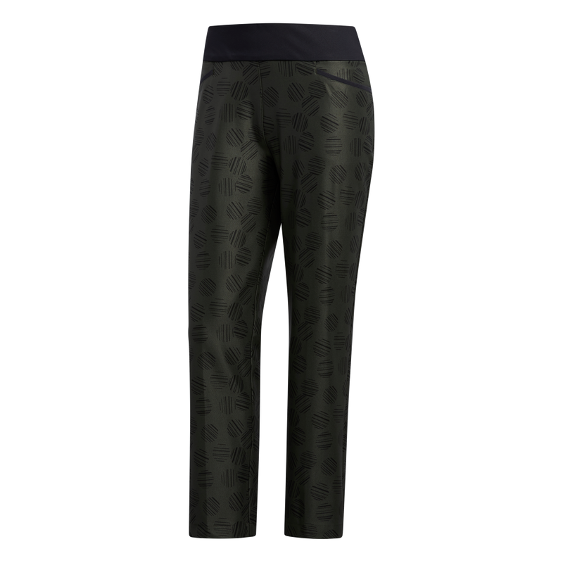 PRINTED PULLON ANKLE TROUSER - WOMEN / AW19