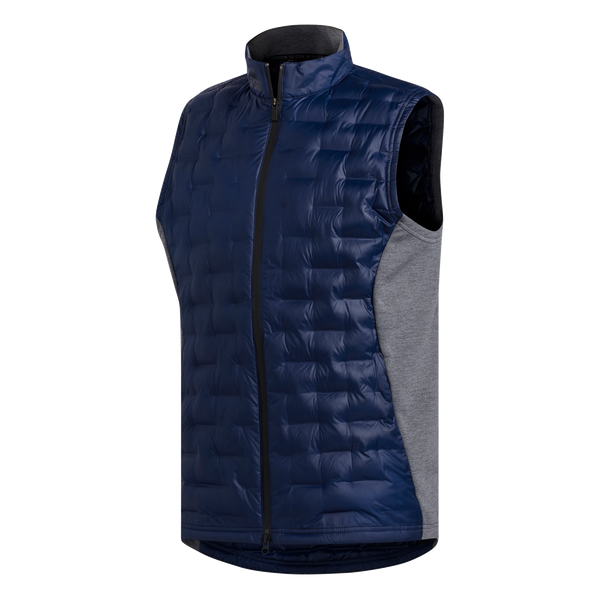NAVY 'FROSTGUARD' GOLF VEST - MEN / SS20