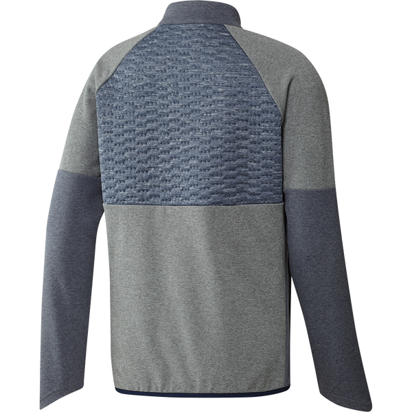 Legend Earth FROSTGUARD QUILTED COMPETITION 1/4 ZIP PULLOVER - MALE / AW19