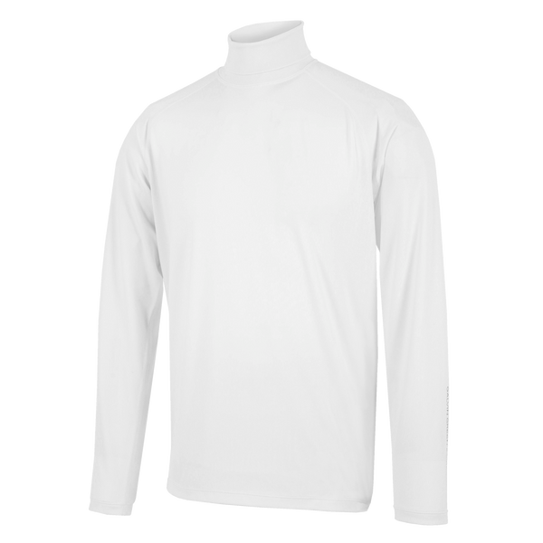 WHITE 'EDWIN' GOLF BASE-LAYER - MEN / AW20