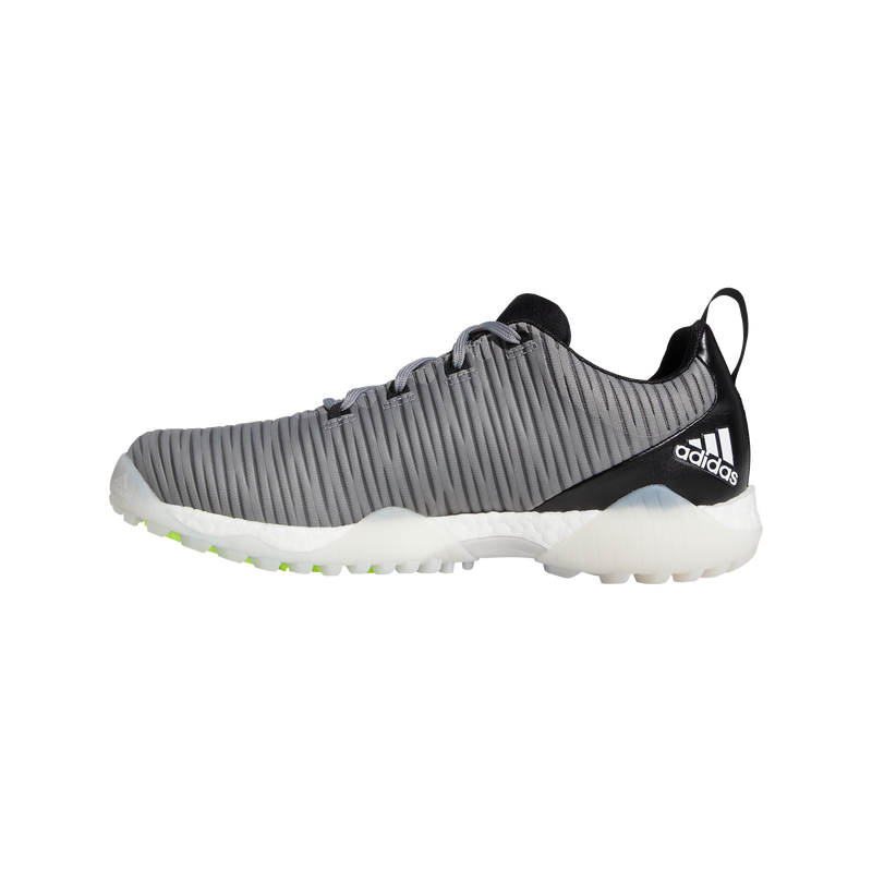 GREYTHREE / FTWRWHITE / SIGNALGRN 'CODECHAOS' Waterproof GOLF SHOE - MEN / SS20