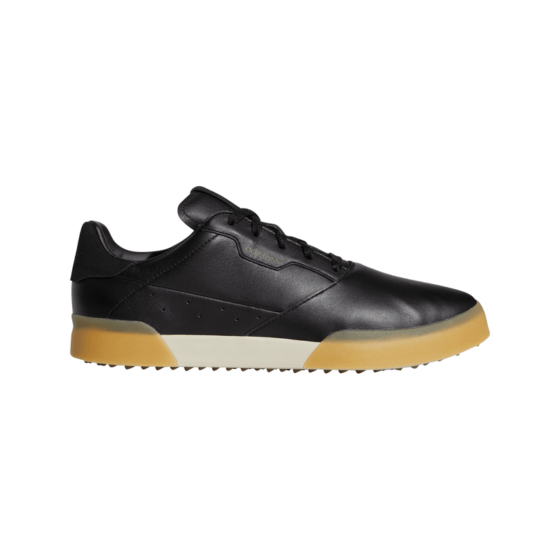 COREBLACK / GOLDMET / CLEABROWN 'ADICROSS RETRO' waterproof GOLF SHOE - MEN / SS20