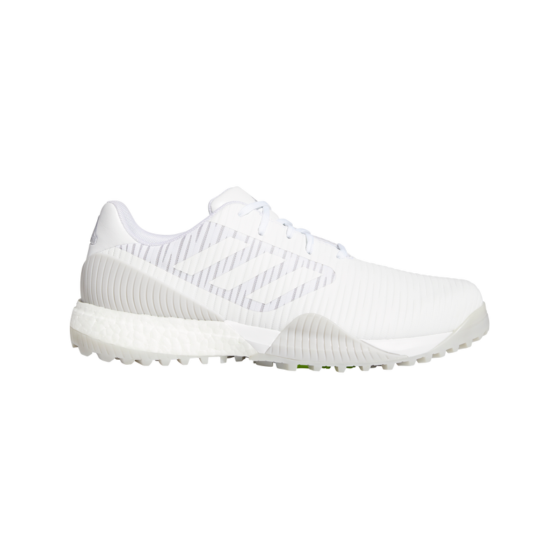 WHITE 'CODECHAOS SPORT' Waterproof Golf Shoe - Men / SS20