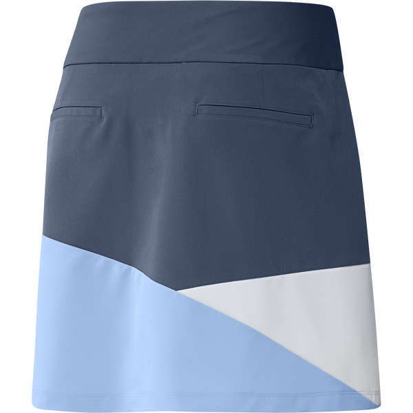 tech ink BLOCKED SKORT - WOMAN / AW19