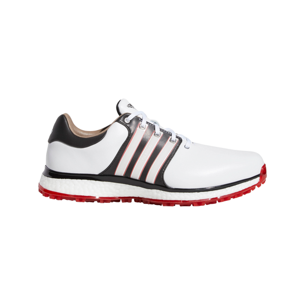 WHITE 'TOUR360 XT-SL' GOLF SHOE - MEN / SS20