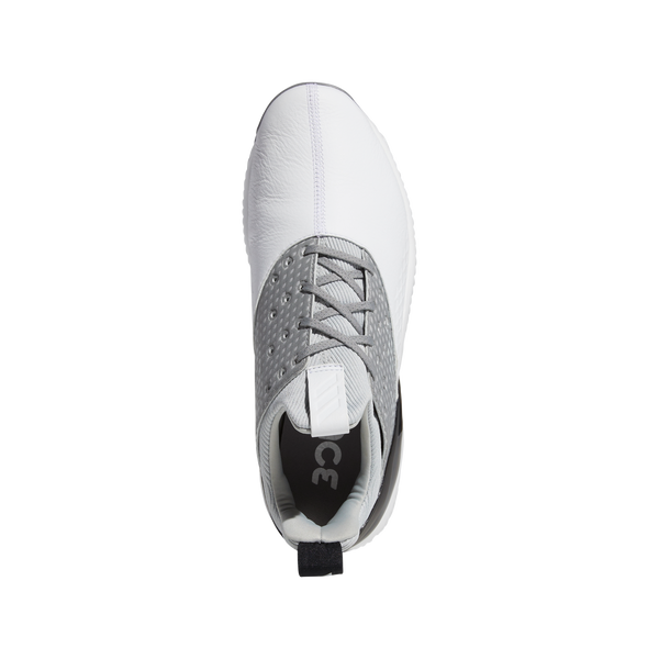 white/silver/GREY ADICROSS BOUNCE 2 GOLF SHOE - MALE  / AW19