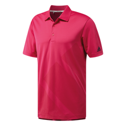 MAGENTA BOLD 3STRIPES POLO CZ8219 - Men's / AW18