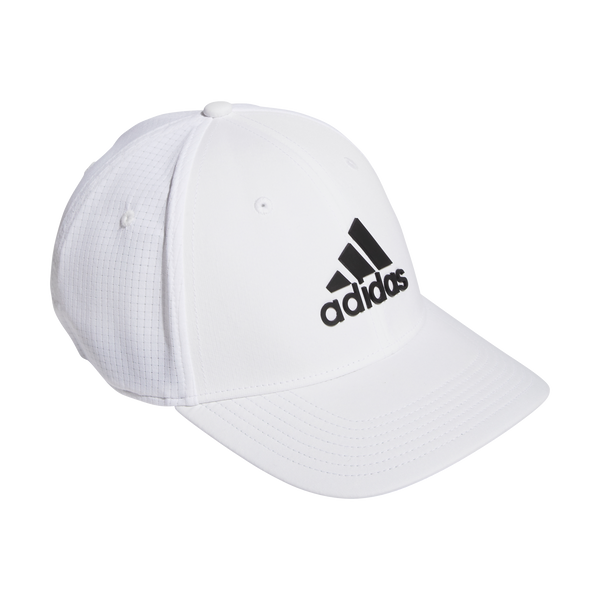 WHITE 'GOLF TOUR' CAP - MEN / SS20