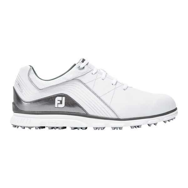 White PRO/SL Golf Shoe - Men / OUTLET