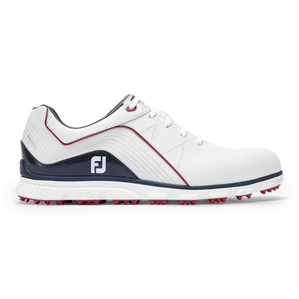 White/Navy PRO/SL Golf Shoe - Men / SS19