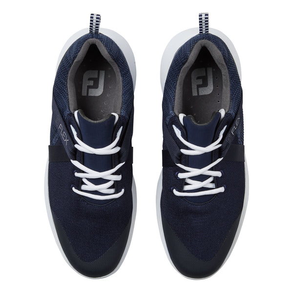 navy 'FLEX' golf shoe - MEN / SS20