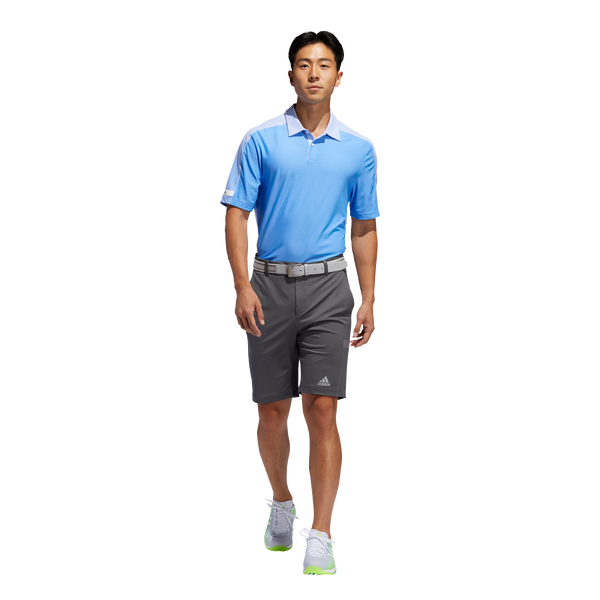 Grey 'Sport Warp Knit' Golf short - MEN / SS20