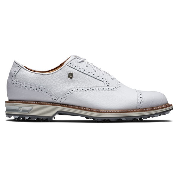 White/Tarlow 'Premiere Series' Golf Shoe - MEN