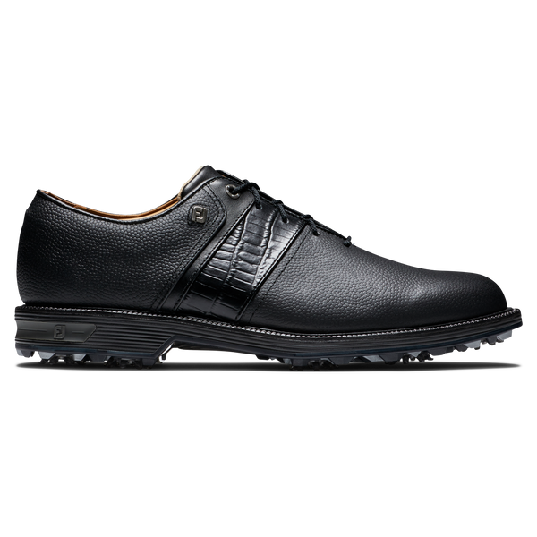 BLACK/Packard 'PREMIERE SERIES' GOLF SHOES - MEN