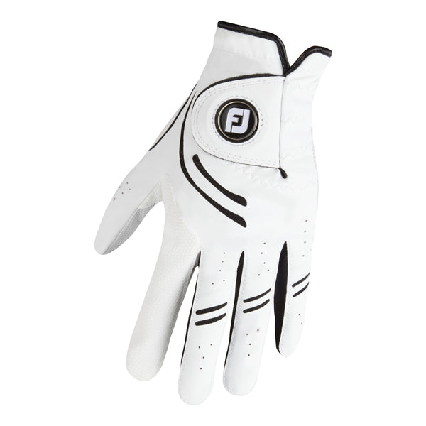 White 'GT XTREME' Golf Glove  - MEN