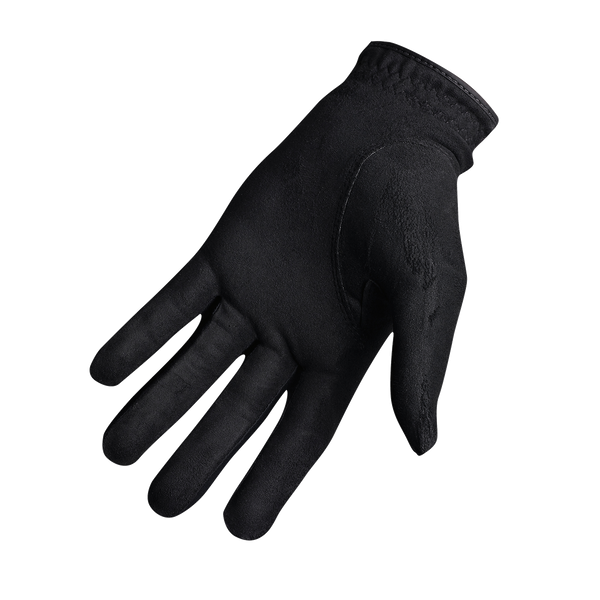 BLACK 'RAINGRIP' Golf Glove  - MEN