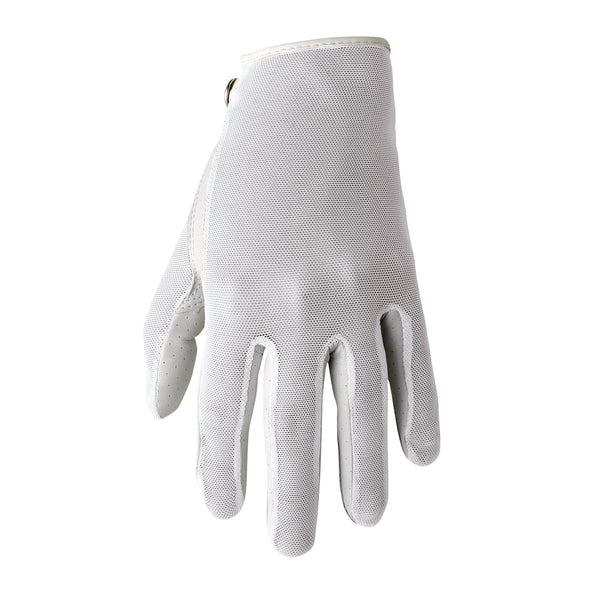 WHITE 'STACOOLER' Golf Glove  - WOMEN