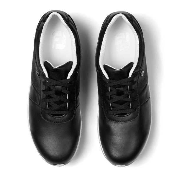 BLACK 'emBODY' GOLF SHOE - WOMEN / SS20