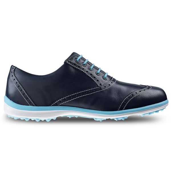 NAVY/AQUA NAVY/AQUA CASUAL COLLECTION SHOE   -