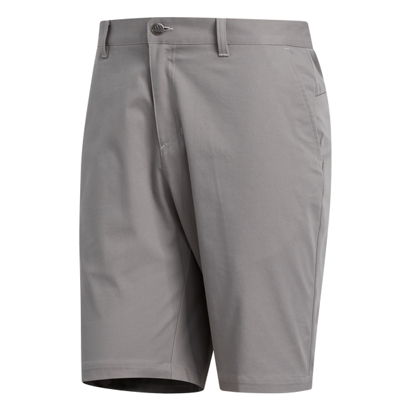 GREY 'AdiCROSS Cotton Stretch' GOLF Short - MEN / SS20