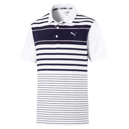 NAVY SPOTLIGHT GOLF POLO - MEN'S / SS19