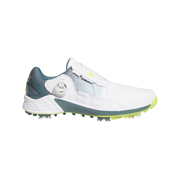 WHITE 'ZG21 BOA' GOLF SHOE - MEN