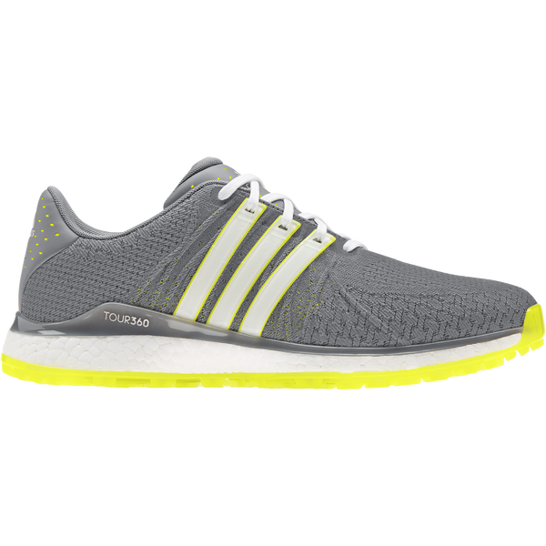 GREY 'TOUR360 XT-SL TEX' GOLF SHOE - MEN