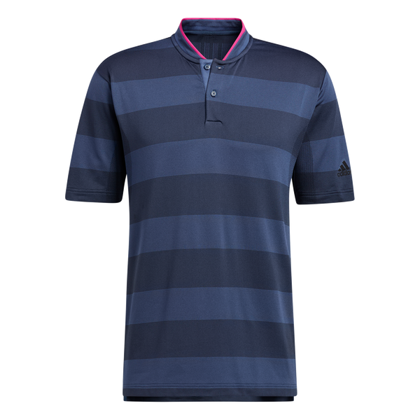 Navy 'PRIMEKNIT' GOLF SHIRT - MEN