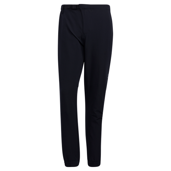 Black 'Woven' Golf Trouser - Adicross / MEN
