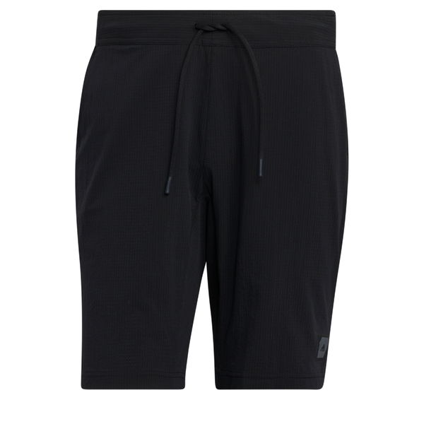 Black 'Hybrid' Golf Short - Adicross / MEN