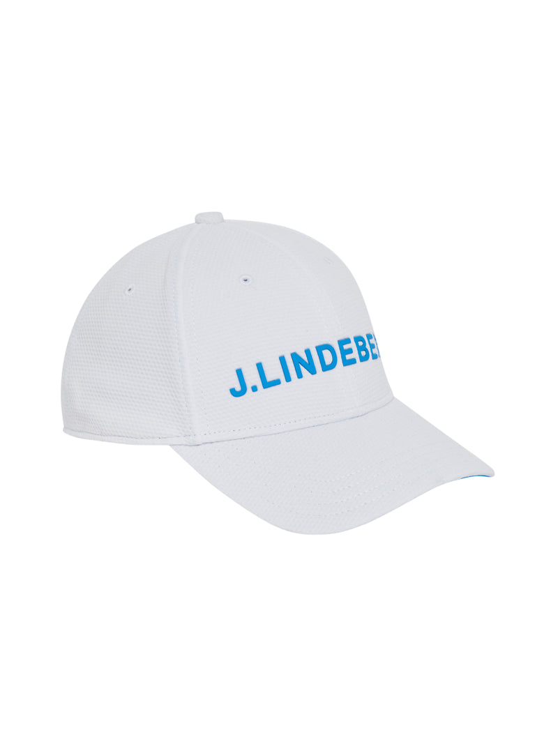 WHITE 'Maiden' gOLF Cap  - MEN / SS20